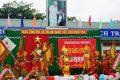Trường Tiểu học Trần Phú đón Bằng công nhận trường chuẩn Quốc gia